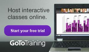 Try GoToTraining free for 30 days | www.gototraining.com