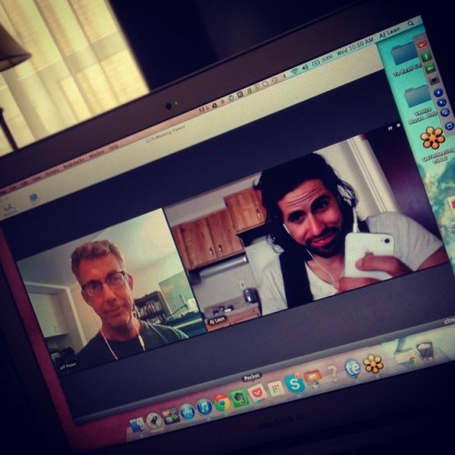 video conferencing online communication